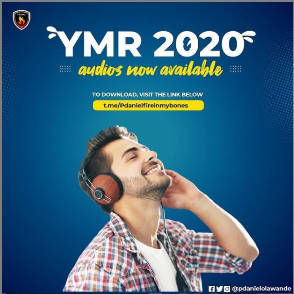 How to Continue Experiencing YMR 2020 in 2021